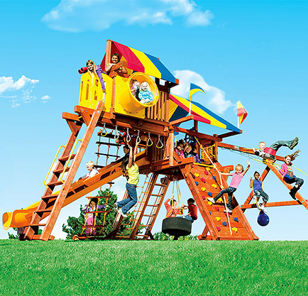 About Rainbow Play Systems of Colorado