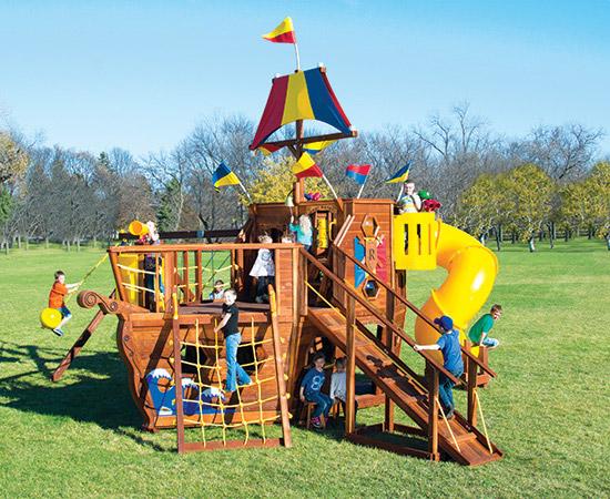 3 Healthy Benefits of Outdoor Play