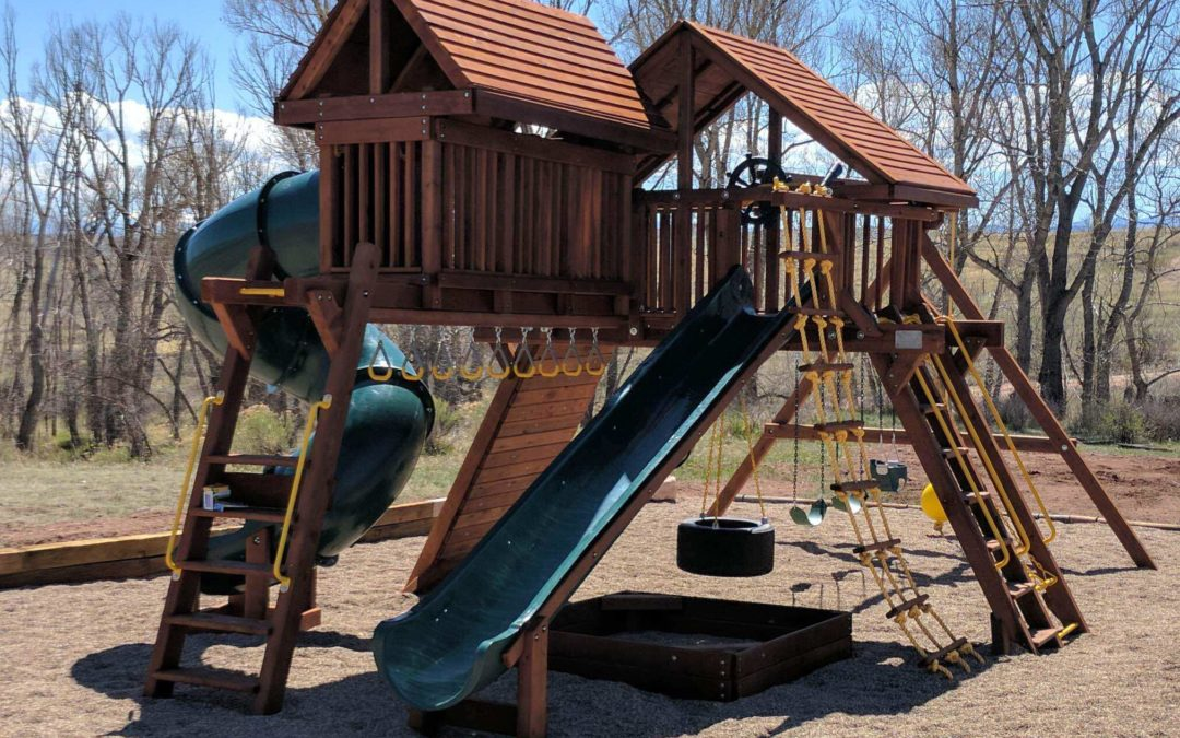 5 Maintenance Tips for Wooden Swing Sets