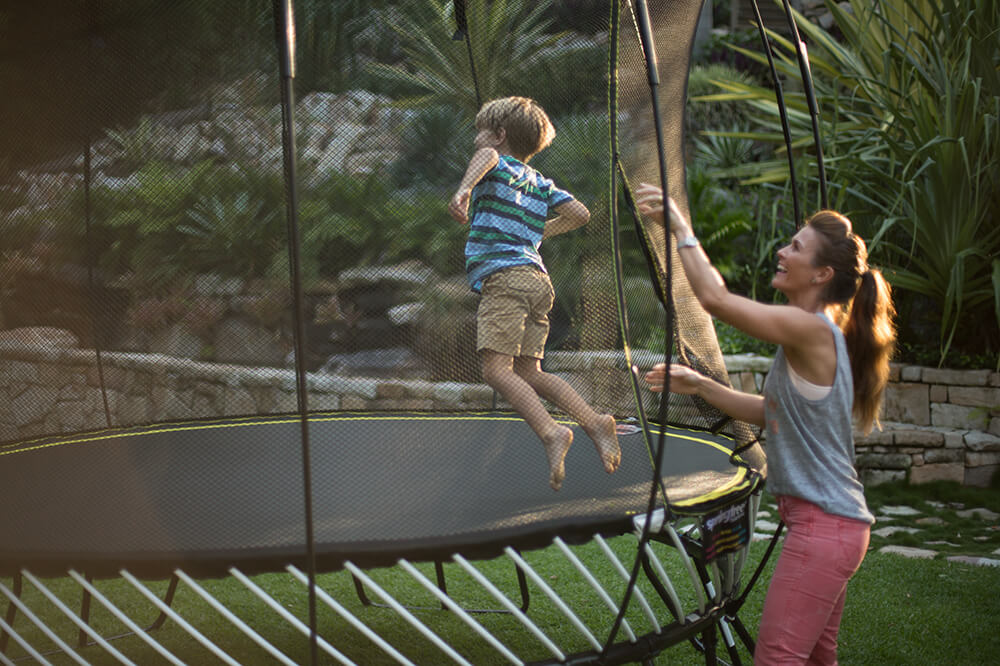 Top 4 Safety Features to Consider when Trampoline Shopping